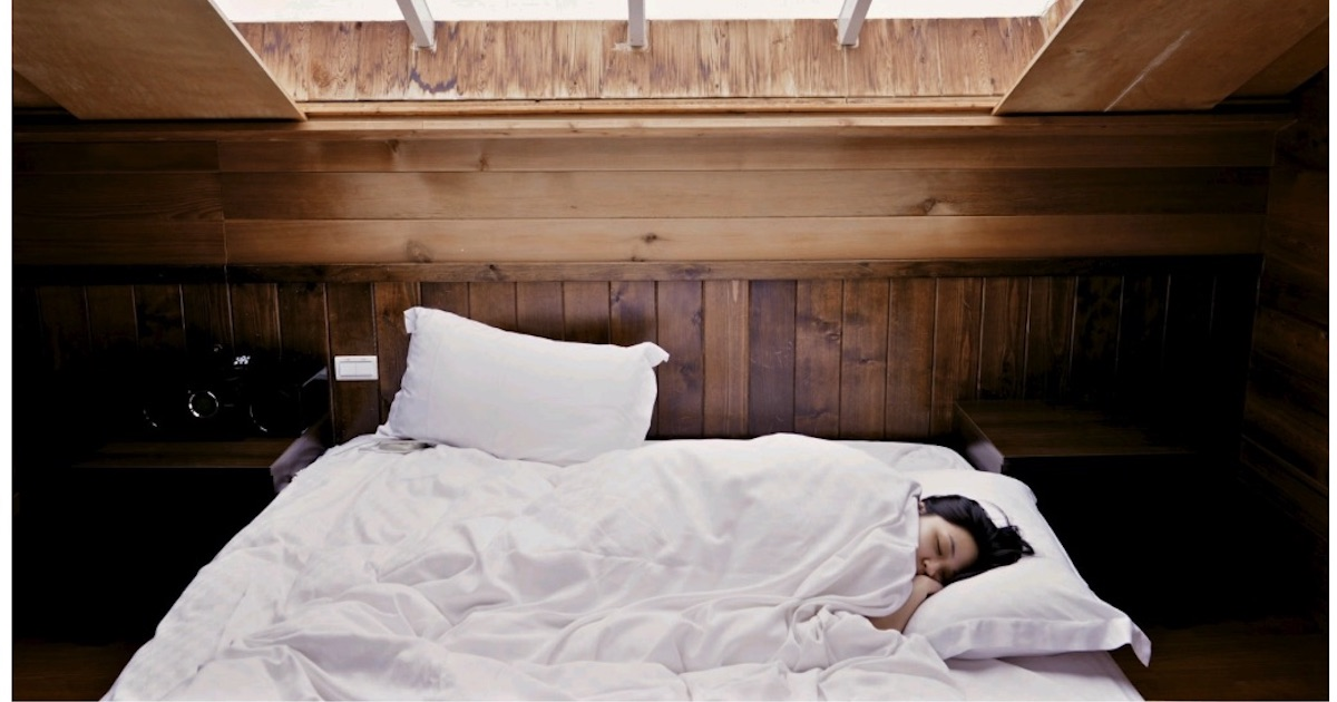 Path to better sleep habits
