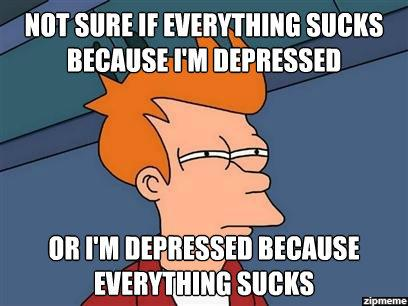 How would you describe depression?