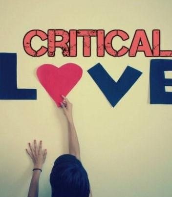 Is it hard to think critically about something you love?