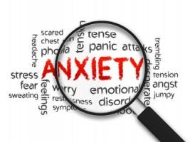 What are some ways you deal with anxiety?