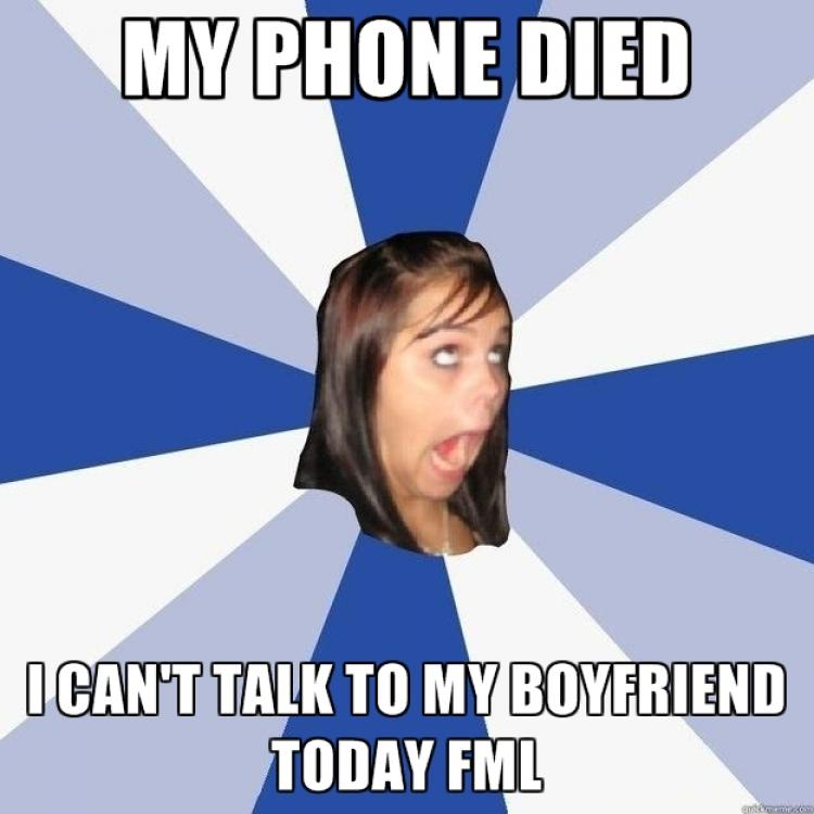 What can I talk about with my boyfriend on the phone?