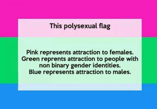 What is the difference between pansexuality, polysexuality and bisexuality?