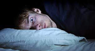 Why am I anxious at night before bed?
